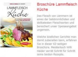 Lammfleisch Küche web