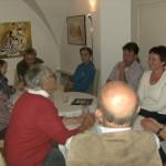 Ausklang mit Imbis in der Alten Residenz Landshut